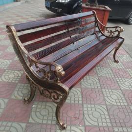 旅游景区长椅企业-公园休闲椅定制