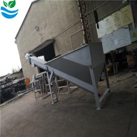 不锈钢螺旋式砂水分离器 LSSF