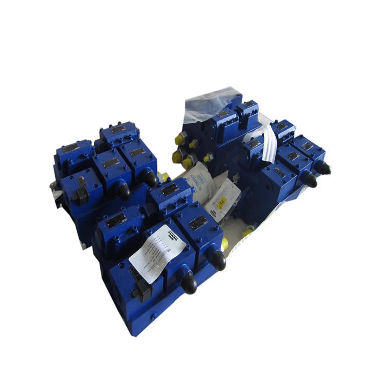 Rexroth西马克 da涅利 奥gang联 热zha冷zha机 矫直机 溢流阀 液压控制系tong4WE6D62/EW230N9K4