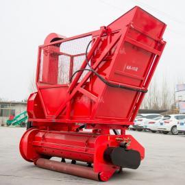 圣时行走式秸秆粉碎回收机 青储玉米收割机ST-1300