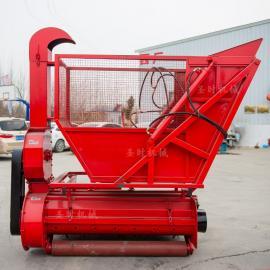圣时玉米秸秆回收机 青储收割机图片ST-1000
