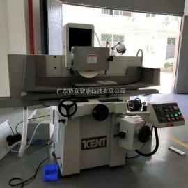 建德KENT手动精密磨床 精品平面磨床 高精度效率高KGS-618M