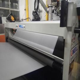 金韦尔TPU板材生产线设备