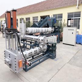 运通纸厂料专用塑料造�;�,环保型纸厂料造�;�,纸厂料再生颗�;�280型
