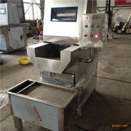 义康机械盐水注射机 腊肉注射腌肉机 全自动肉类注射机QYS-80针