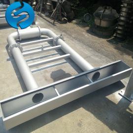 兰江XB浮筒不锈钢滗水器