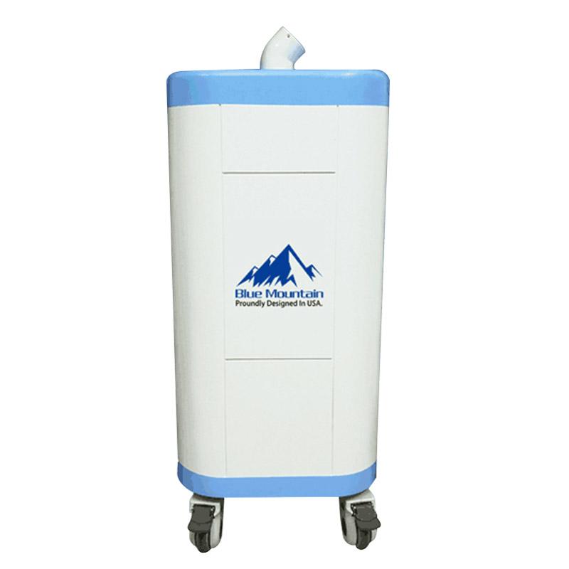 蓝山 干式过氧化氢消毒器现货 DFP-100