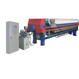 环康污水处理固液分离板式压滤机NHKL01