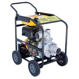 电启动柴油机水泵YT40DPE-2