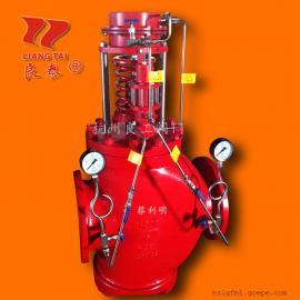 良泰节能环保型自力式蒸汽减压稳压阀ZZYP-16B