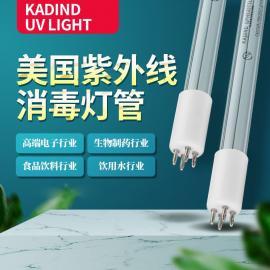 美国KADIND单端四针紫外线杀菌灯 原装美国Kadind灭菌灯 11352140584