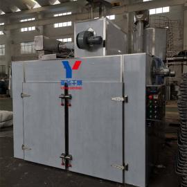 亚飞脱水蔬菜柴油加热烘干箱 天然气加热热风循环烘干机CT-C-II