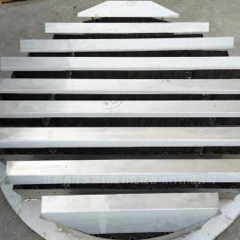 科隆填料2205材质槽盘式气液分布器精馏塔塔内件2507可拆型槽盘收集器