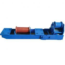 托绳轮JWB30WJ矿用无极绳调速机械绞车主压绳轮组 弹簧主压轮
