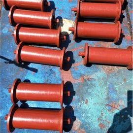 尾轮平托绳轮组JWB90WJ矿用无极绳调速机械绞车内花键套紧绳装置