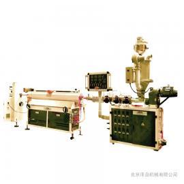SJ35塑料挤管机-中国制造