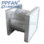 上虞聚力温控风机智能型变电所开关室低噪音轴流风机ZTF-3/G