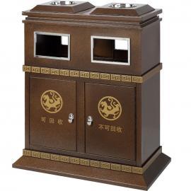 绿华lvhua环卫清洁保洁桶 社区环卫分类垃圾箱制造成品 垃圾桶货源lh-01