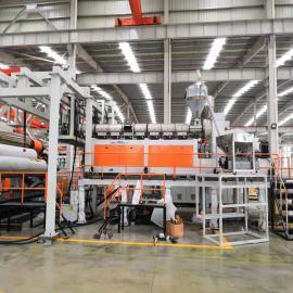 金韦尔PMMA/GPPS镀镜片、复合液晶显示用扩散板挤出生产线