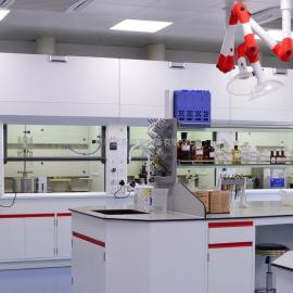 菲恩化验室shi验室tong风废气huan保01