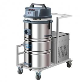 洁威科大功率电瓶无线移动式除尘器干湿两用吸尘器WB-80