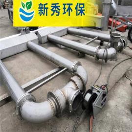新秀环保旋环式滗水器工作原理XB