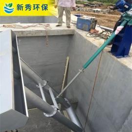 新秀环保旋转式滗水器XB
