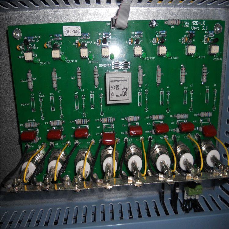 英力电除尘高压控制柜ATC主控板ATC20A-ZK软件型号:ATC20A VER:2.7