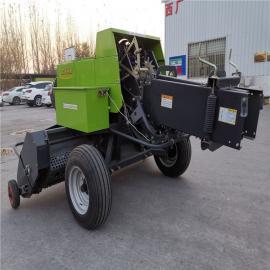 圣泰水稻秸秆打捆机 方形粉碎打包机9YF-2.2