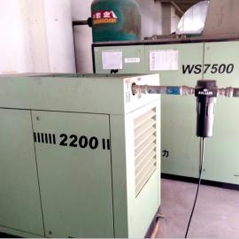 寿力空压机维修寿力空压机保养维修主机大修维保合同