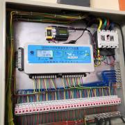 长仁电气火灾监控系统壁挂式主机CR-C-DH128