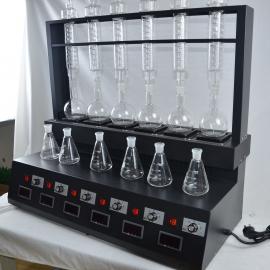 全自动一体化蒸馏仪FY-ZLY6A菲跃