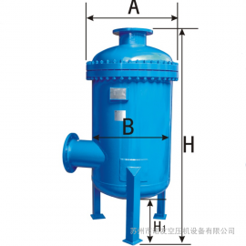 汉粤管道油水分离器 汉粤油水分离器 汉粤HYF系列