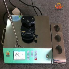乔跃不锈钢全封闭集菌培养器,智能集菌仪ZW-2008