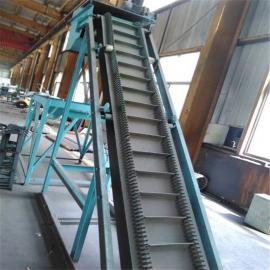 六九重工热销各种带宽槽钢框架V型托辊皮带输送机Lj8