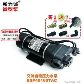 新为诚 交流微型水泵 BSP40160TAC