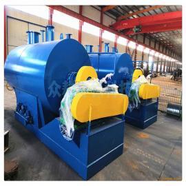 众耕有机垃圾提升分拣破碎压榨一体机 餐厨垃圾处理设备CYLJ-5T