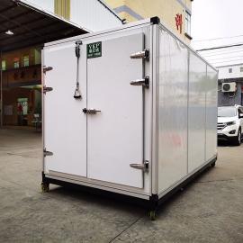 易立诺(YKP)整体一体式烘干机 家用小型热泵烘干设备YK-72RD-60
