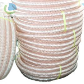 莱克斯PU钢丝吸尘软管雕刻机吸尘管木工吸尘通风管德国进口原料制造LKE502