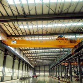 润德QD定制16吨双梁行车 16/5吨室内电动起重设备双梁吊钩桥式起重机