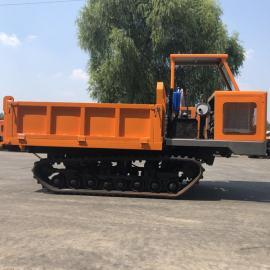 鲁江1吨小型履带爬坡运输车齐全