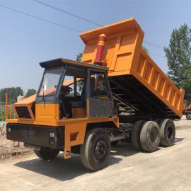 鲁江能装载16吨的小八档矿运车齐全
