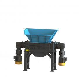 瓦力餐厨垃圾处理设备 厨余垃圾压榨脱水 进口刀具 按需定制WLS4