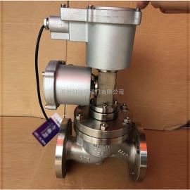 ZCBC-16双线圈自保持式电磁阀 不锈钢 双控 大流量 矿用科锐福