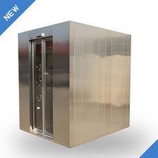 易纯净化全不锈钢自动感应门风淋室AS-AS1500