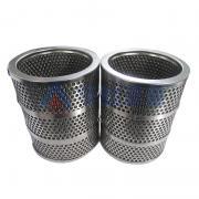 HHLQQ不锈钢烧结毡滤芯 不锈钢折叠过滤芯定制