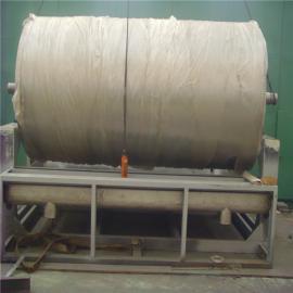 盛丰黄腐酸滚筒刮板干燥机HG