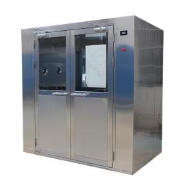 易纯净化手动双开门货淋室AS-AS1500