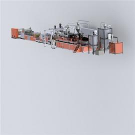 金韦尔机械PS电子载带生产线设备