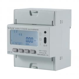 安科瑞 宿舍夜间小功率识别电力仪表 三路分别计量 ADM130